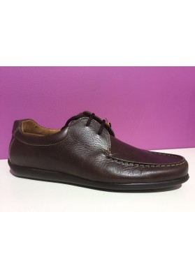 BLUCHER SUEDE CHOCOLATE