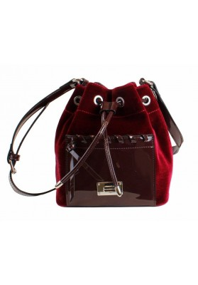 BOLSO FASHION BURDEOS
