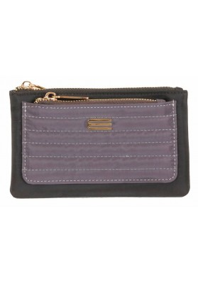 CARTERA FASHION GRIS