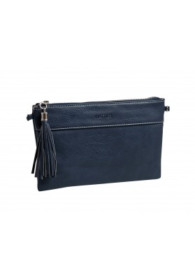 CARTERA MANO MATTIES AZUL