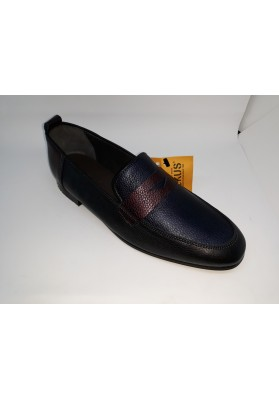 MOCASIN ANTIFAZ NEGRO