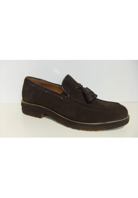 ZAPATO BORLAS CHOCOLATE