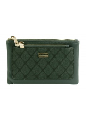 CARTERA FASHION VERDE