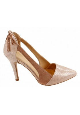 ZAPATO GLAMOUR NUDE