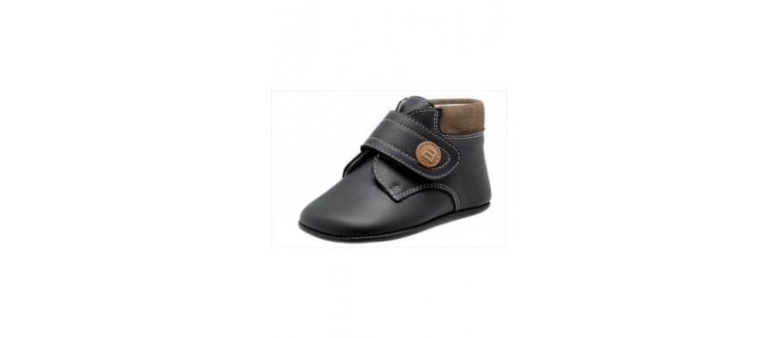 Zapato para bebe sin suela