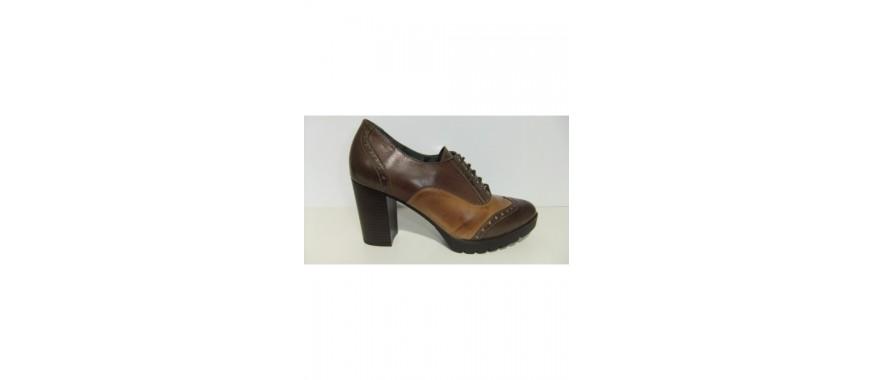 Zapato y manoletina señora