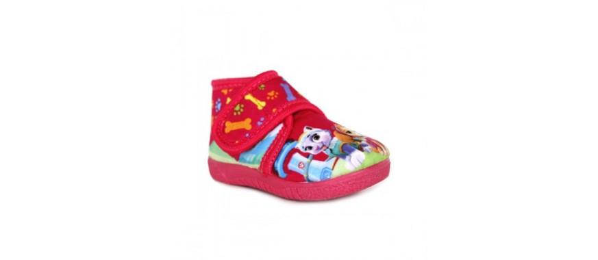 Zapatillas de casa niña